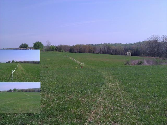 The Turf Track at the Farm