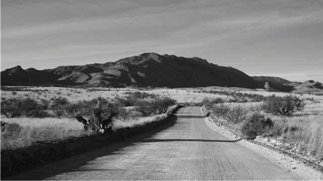 Approaching Lucky Pup Ranch