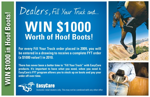 Fill Your Truck and Win!