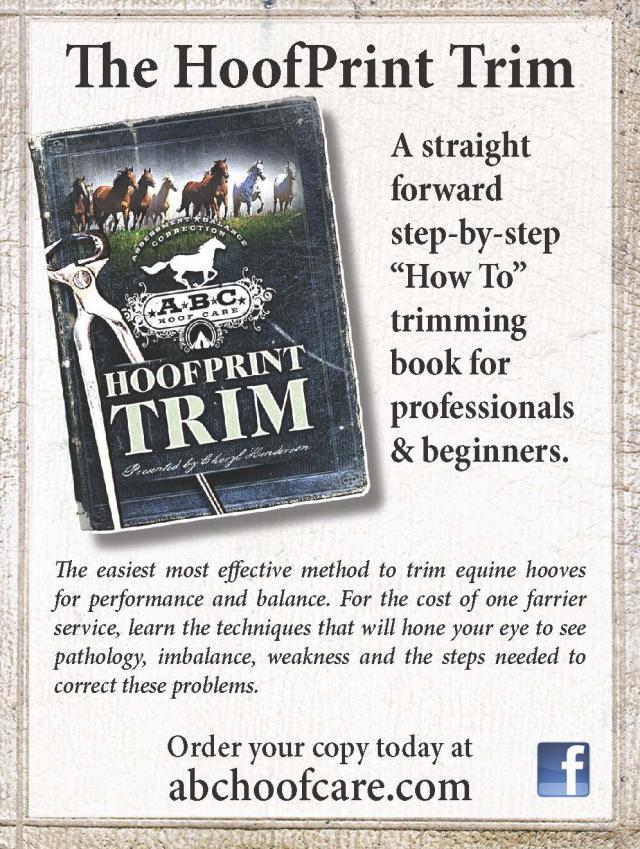 The HoofPrint Trim Manual