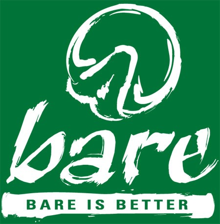Bare is Better
