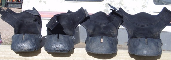 Glove boots pre-makeover