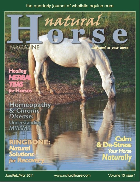 Natural Horse Magazine Cover