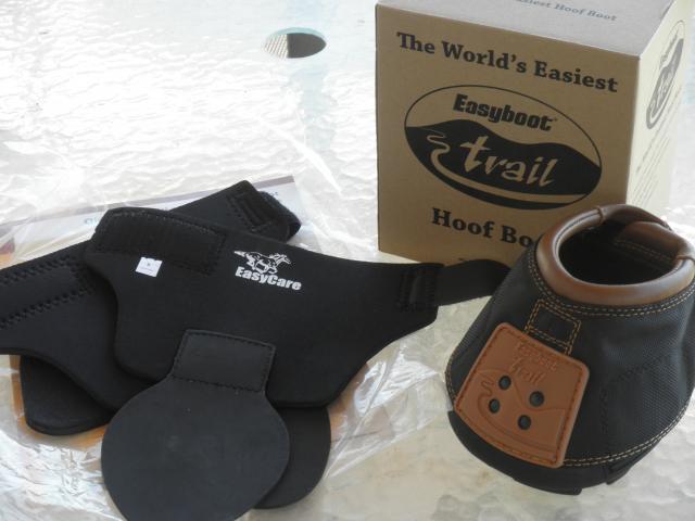 Trail gaiter